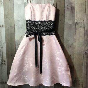 Urban Girls Nites Strapless Dress
